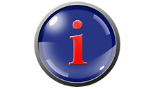 Infobutton / Polizei Hamburg