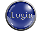 Button Login  / Polizei Hamburg