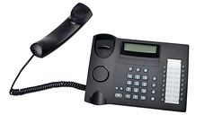 Telefon mit Display